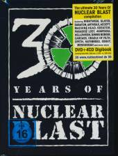 30 YEARS OF NUCLEAR BLAST  - DVC DVD+4CD COMP