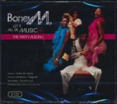 BONEY M.  - 2xCD LET IT ALL BE M..
