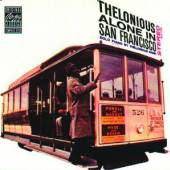 MONK THELONIOUS  - CD THELONIOUS ALONE IN SAN FRANCISCO