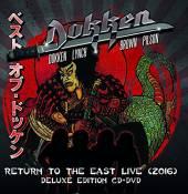 DOKKEN  - 2xCD+DVD RETURN TO E..