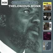 MONK THELONIOUS  - 5xCD TIMELESS.. -BOX SET-