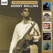 ROLLINS SONNY  - 5xCD TIMELESS.. -BOX SET-