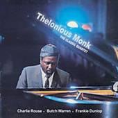 MONK THELONIOUS  - CD THE CLASSIC QUARTET