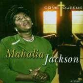 JACKSON MAHALIA  - CD COME TO JESUS (UK)