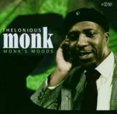 MONK THELONIOUS  - 4xCD MONKS MOODS