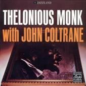 MONK THELONIOUS  - CD WITH JOHN COLTRANE