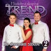 HUDOBNA SKUPINA TREND  - CD NA SLOVENSKEJ ZABAVE 2