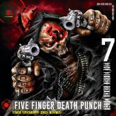 FIVE FINGER DEATH PUNCH  - CD And Justice For None [DELUXE]