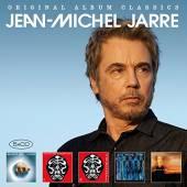 JARRE JEAN-MICHEL  - 5xCD ORIGINAL ALBUM CLASSICS 2