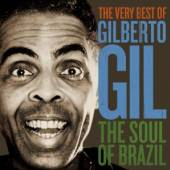 GIL GILBERTO  - CD SOUL OF BRAZIL -1CD-