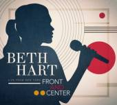 HART BETH  - 2xCD+DVD FRONT AND CENTER -CD+DVD-