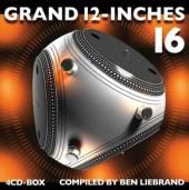 LIEBRAND BEN  - 4xCD GRAND 12 INCHES 16