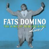 DOMINO FATS  - 3xCD KING OF NEW ORLEANS LIVE!