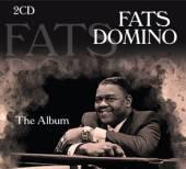 FATS DOMINO  - CD+DVD THE ALBUM (2CD)