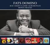DOMINO FATS  - 4xCD EIGHT CLASSIC A..