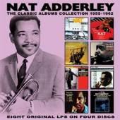 NAT ADDERLEY  - 4xCD THE CLASSIC ALB..