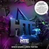 SPACE RAVEN & NICK THE KI  - 2xCD HARD TRANCE.. [DIGI]