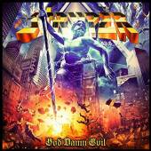 STRYPER  - CD GOD DAMN EVIL