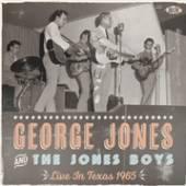 JONES GEORGE  - CD LIVE IN TEXAS 1965