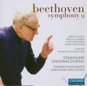 BEETHOVEN LUDWIG VAN  - CD SYMPHONY NO.9 IN D MINOR