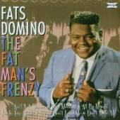 DOMINO FATS  - CD FAT MAN'S FRENZY