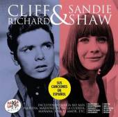 RICHARD CLIFF/SANDIE SHA  - CD SUS CANCIONES EN ESPANOL