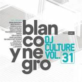 VARIOUS  - 2xCD BLANCO Y NEGRO DJ CULTURE 31