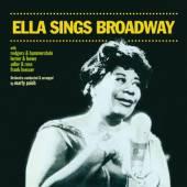 FITZGERALD ELLA  - CD ELLA SINGS BROADWAY/..