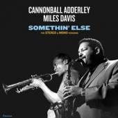 CANNONBALL ADDERLEY & MILES DA  - 2xVINYL SOMETHIN ELS..