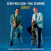 MULLIGAN GERRY & PAUL DE  - 2xCD COMPLETE STUDIO SESSIONS