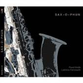 HODA PAVOL / FANZOWITZ LADISLA..  - CD SAX-O-PHUN
