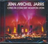 JARRE JEAN-MICHEL  - CD HOUSTON/LYON 1986