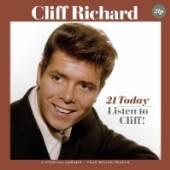 RICHARD CLIFF  - 2xVINYL 21 TODAY/LIS..