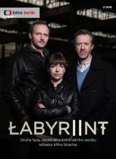 TV SERIAL  - 2xDVD LABYRINT II.
