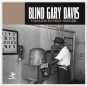 BLIND GARY DAVIS  - CD HARLEM STREET SINGER