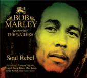 MARLEY BOB & THE WAILERS  - CD SOUL REBEL [DIGI]