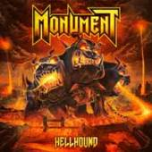 MONUMENT  - CD HELLHOUND LIMITED EDITION