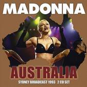 MADONNA  - CD+DVD AUSTRALIA (2CD)