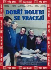 Dobří holubi se vracejí DVD - supershop.sk