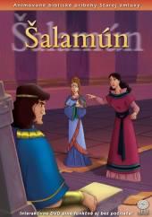ANIMOVANE BIBLICKE PRIBEHY  - DVD SALAMUN 8