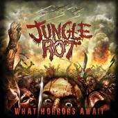 JUNGLE ROT  - CD WHAT HORRORS AWAIT