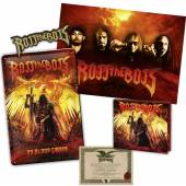 ROSS THE BOSS  - CD BY BLOOD SWORN -BOX SET-