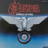 SAXON  - CD WHEELS OF STEEL