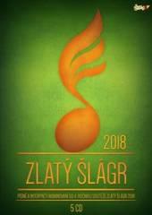 VARIOUS  - 5xCD ZLATY SLAGR 4.ROCNIK, NOMINACE 5CD