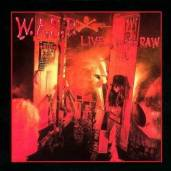 WASP  - CD LIVE IN THE RAW