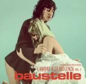 BAUSTELLE  - CD L'AMORE E LA VIOLENZA VOL 2