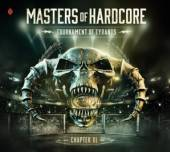 VARIOUS  - 2xCD MASTERS OF HARDCORE:..