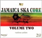 VARIOUS  - 2xCD JAMAICA SKA CORE 2 -26TR-