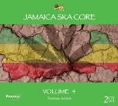 JAMAICA SKA CORE  - 2xCD VOLUME 4
