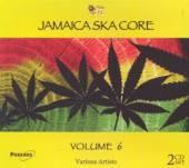 VARIOUS  - 2xCD JAMAICA SKA CORE 6